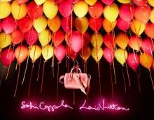 Louis Vuitton e Sofia Coppola – Vitrines Fantasia – Le Bon Marché