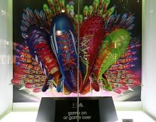 Adidas – Vitrine de Inverno – Londres