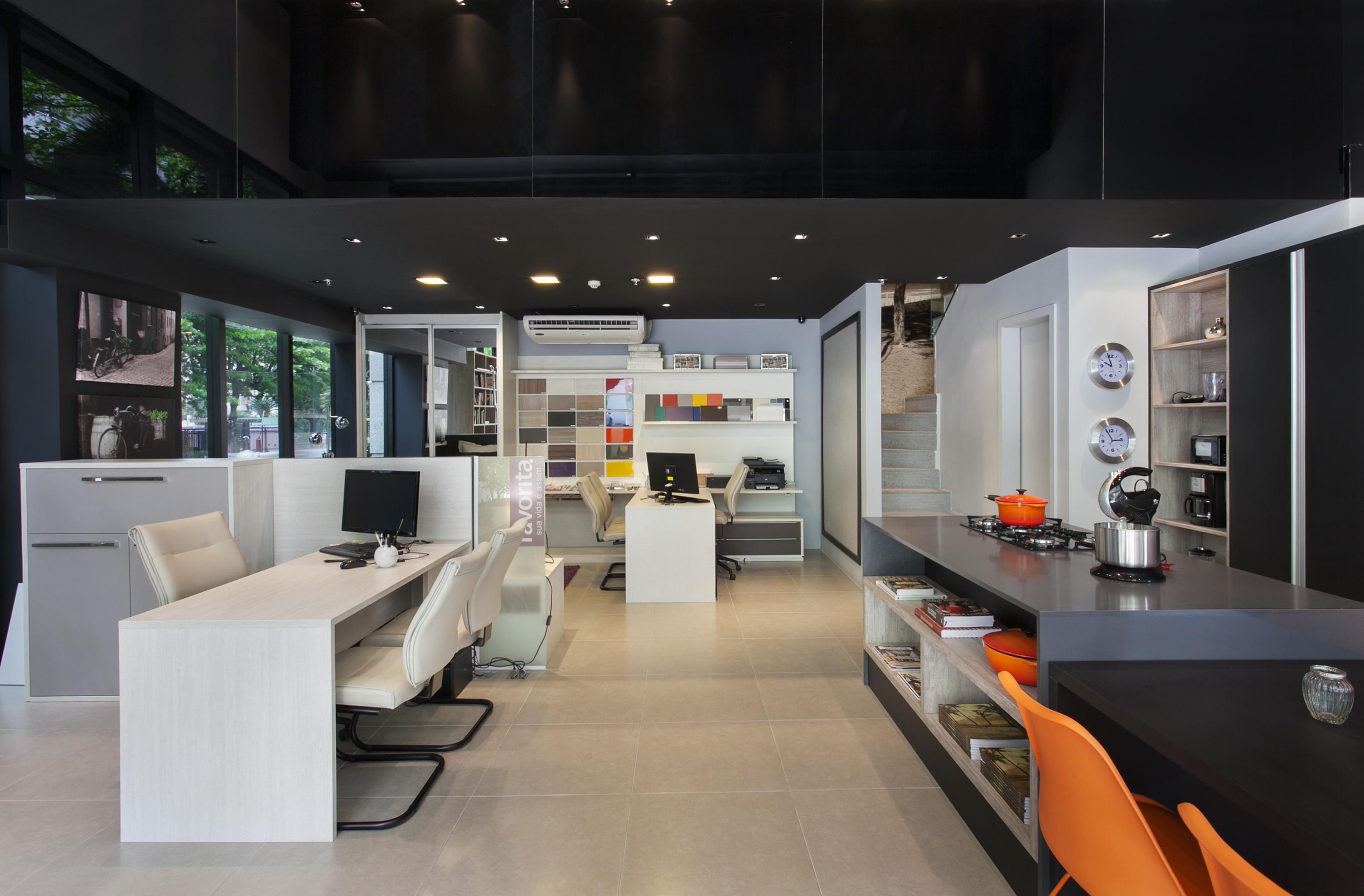 na nova loja de uma grife de móveis planejados no Rio de Janeiro #A95622 3543x2329