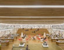 Livraria Cultura – Shopping Iguatemi – SP – por Studio MK27