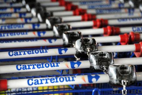 Carrefour vende 10% de subsidiária brasileira a Abílio Diniz
