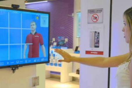 Intel e Pontofrio criam o vendedor virtual interativo