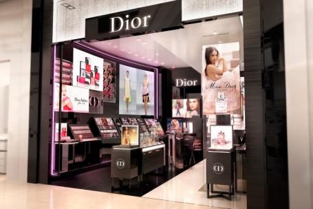 Após abrir unidade no Rio, Dior estuda abrir perfumaria em SP