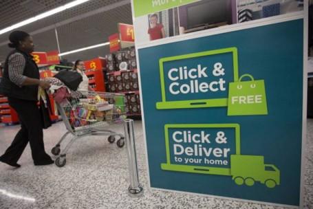 Walmart faz parceria para click & collect