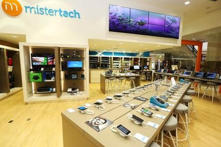 Grupo Herval investe em lojas de tecnologia