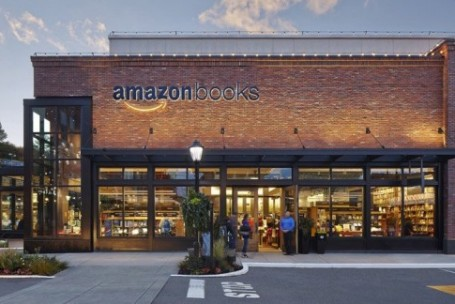 Amazon planeja abertura de 400 lojas físicas