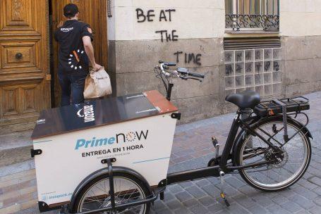 Amazon lança novo sistema para entregar pedidos em uma hora