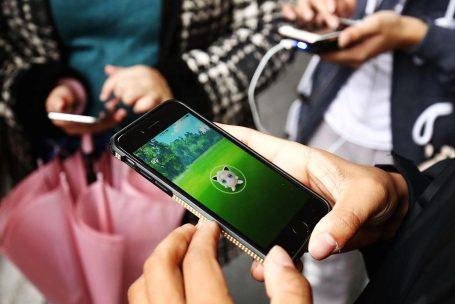 Varejistas de eletrônicos têm pico de vendas com febre Pokémon Go