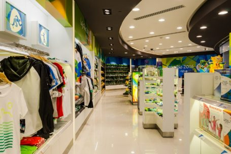 Jogos Olímpicos impulsionaram o fluxo de lojas no Rio de Janeiro