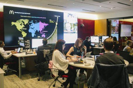 Varejistas usam as redes sociais para ajudar a gerir e monitor os negócios