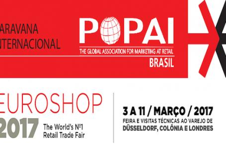 POPAI Brasil monta delegação para a Euroshop 2017