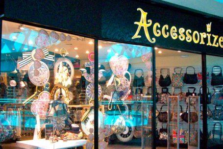 Rede Accessorize fecha lojas no Brasil