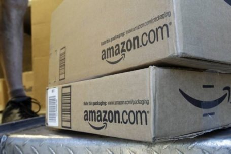 Valor de mercado da Amazon supera o de dez varejistas americanas juntas