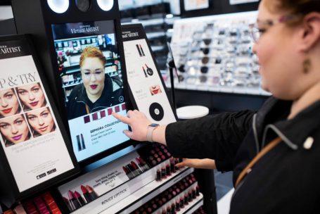 Sephora prospera em meio à crise do varejo