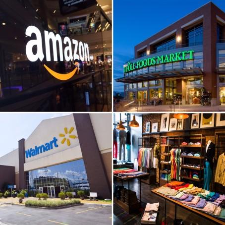 Especialistas comentam os negócios que movimentaram o varejo americano