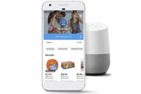 Google e Walmart se unem em mercado de compras por voz nos EUA