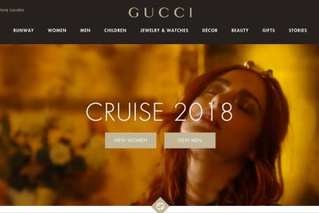 Gucci muda fórmula, lidera avanço do luxo e cresce 46% em 2017